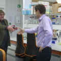 RTV Utrecht interview over single-cell sequencing